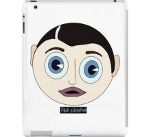 Frank Sidebottom iPad Case/Skin