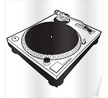 Cool Turntable - Recordplayer Poster