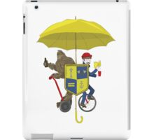 Seattle Coat of Arms iPad Case/Skin