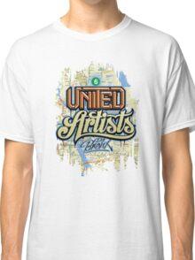 UA United Artist Poster 1 Classic T-Shirt