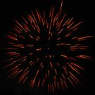 Fireworks - Warp Speed by Paul Gitto