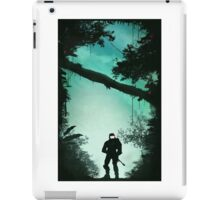 Off the Rock, Through the Bush, Nothing but Jackal iPad Case/Skin