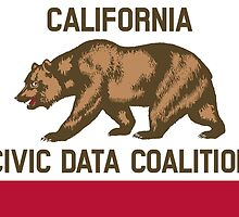 California Civic Data Coalition by palewire