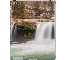 Spring Thaw at the Upper Cataract iPad Case/Skin