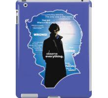 Sherlock: Series One iPad Case/Skin