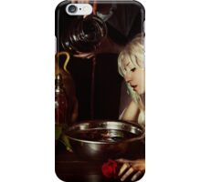 Red - Apology to wine iPhone Case/Skin