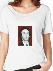 Roberto Benigni in Johnny Stecchino by Luca Boni Women's Relaxed Fit T-Shirt