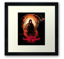 Death Angel - The Death is Coming Framed Print