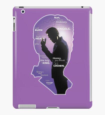Sherlock: Series Two iPad Case/Skin