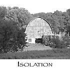isolation by James Edward Olson