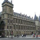 La Conciergerie, Paris by chord0