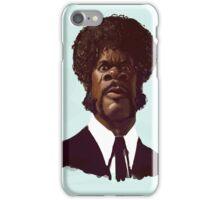 Samuel L. Jackson by Luca Boni iPhone Case/Skin