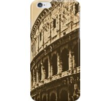 Colosseum - Rome  iPhone Case/Skin