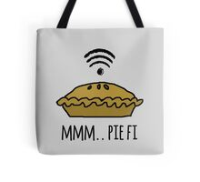 MMM.. PIE FI Tote Bag
