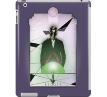 Doctor Who - Peter Capaldi iPad Case/Skin