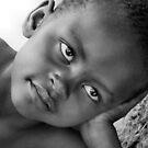 Baby Venus B&W by Carisma