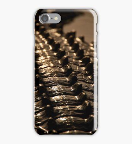 Crocodile scales iPhone Case/Skin