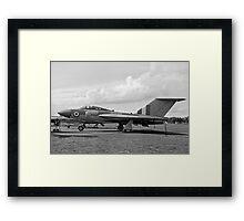 Gloster Javelin 4th prototype WT830 Framed Print