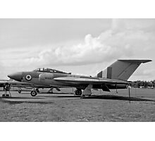 Gloster Javelin 4th prototype WT830 Photographic Print