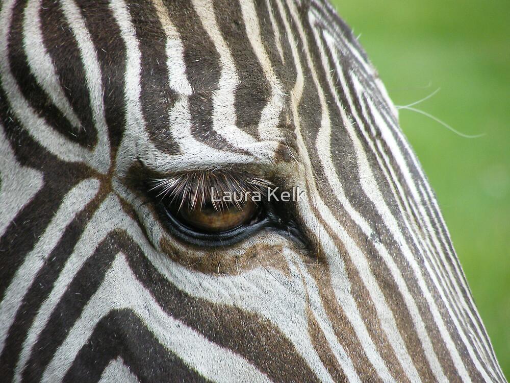 Up Close by Laura Kelk