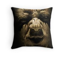 Bitter end Throw Pillow