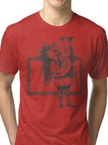 Elephant Music Tri-blend T-Shirt