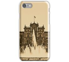 Plaza de Espana - Sevilla iPhone Case/Skin