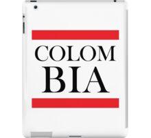 Colombia Design iPad Case/Skin