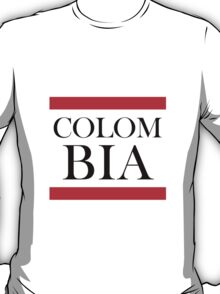 Colombia Design T-Shirt