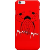 Mussel Man iPhone Case/Skin