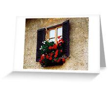 Castellini de Chianti,Italy Greeting Card