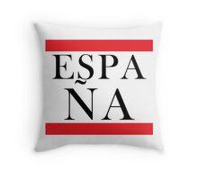 España Design Throw Pillow