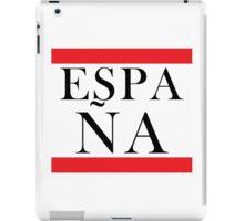 España Design iPad Case/Skin