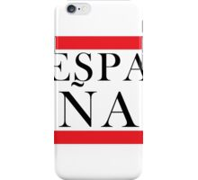 España Design iPhone Case/Skin