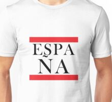 España Design Unisex T-Shirt