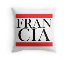 Francia Design Throw Pillow