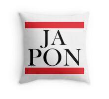 Japon Design Throw Pillow