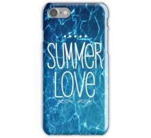 Summer Love iPhone Case/Skin