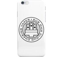 Sub Ohm Vaper 2 iPhone Case/Skin