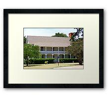 Historic Nance Farm II Framed Print
