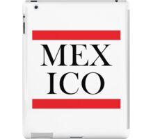 Mexico Design iPad Case/Skin