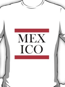 Mexico Design T-Shirt