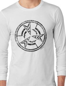 Urban sigil - Centre Long Sleeve T-Shirt