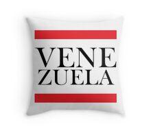 Venezuela Design Throw Pillow