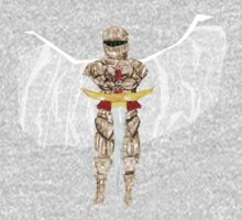 The Winged knight One Piece - Short Sleeve
