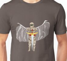 The Winged knight Unisex T-Shirt