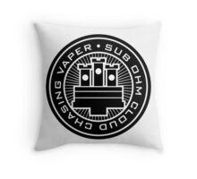 Sub Ohm Vaper 3 Throw Pillow