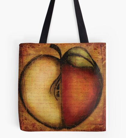 Apple Cinnamon Tote Bag