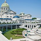 Harrisburg Capital Building by ericseyes