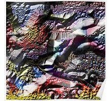 amoeba fever Poster